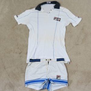 Bjorn-Borg-Used-Worn-Fila-Shorts-Shirt