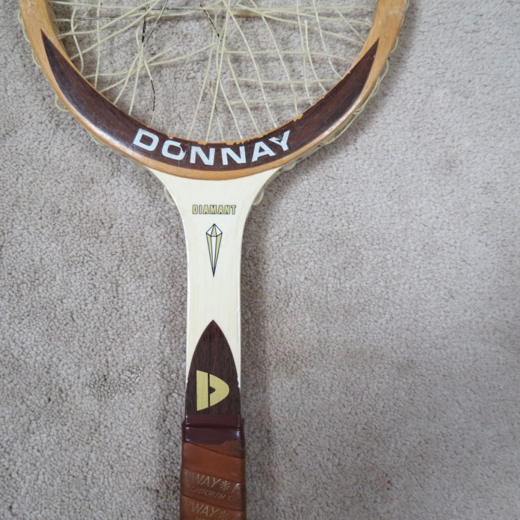 Donna-Diamant-Tournament-Used-racquet-Borg