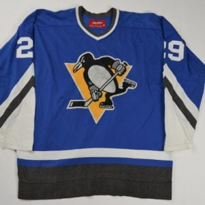 Dunc-Wilson-Pittsburgh-Penguins-1975-1976-Game-Used-Worn-Jersey