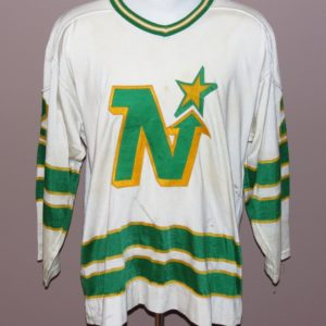 Dwight-Bialowas-Minnesota-North-Stars-Game-Used-Jersey