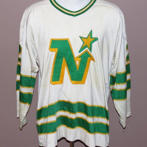 Dwight-Bialowas-Minnesota-North-Stars-Game-Used-Jersey