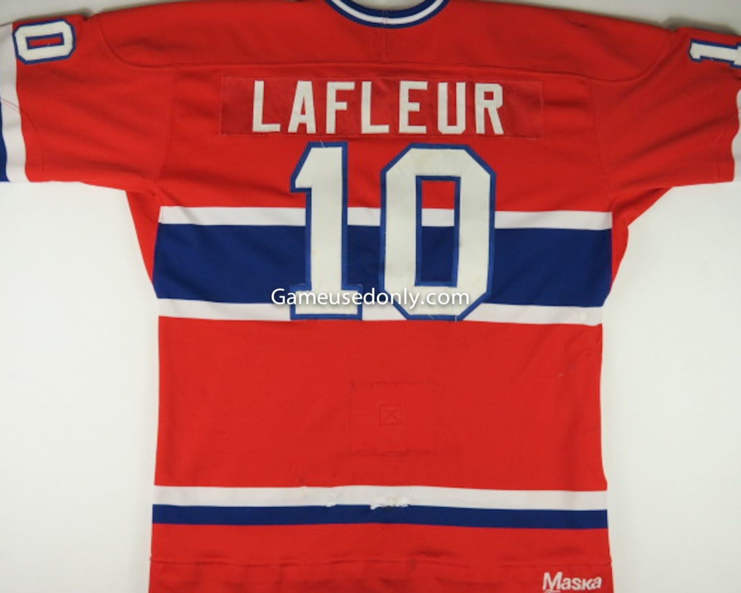 Guy-Lafleur-Game-Used-Jersey-Maska