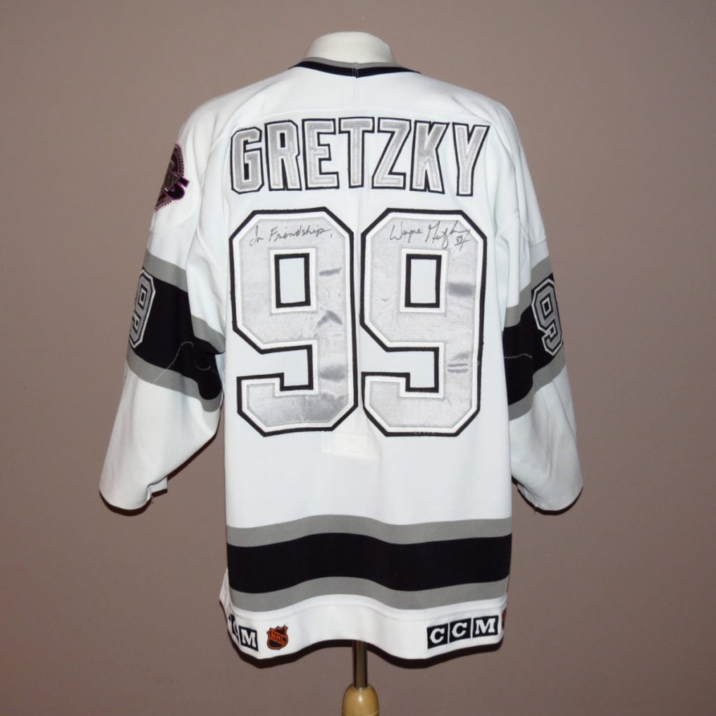 Los-Angeles-Kings-1991-1992-Gretzky