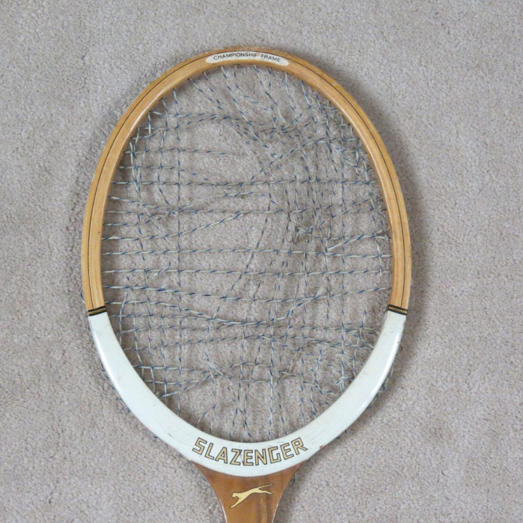 Slazenger-Tennis-racquet-Bjorn-Borg-Match