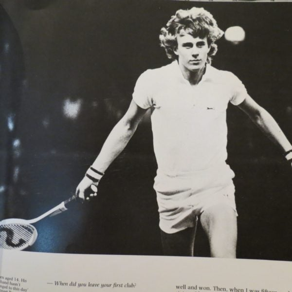 Slazenger-Tennis-racquet-Bjorn-Borg-Personal-Collection
