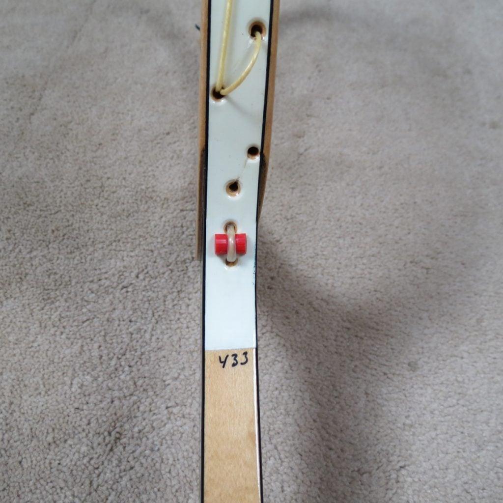 Tennis-Racquet-Bancroft-Bjorn-Borg-Weight-Detail