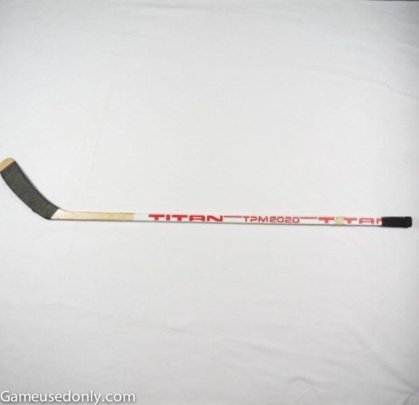 1989-Los-Angeles-Kings-Wayne-Gretzky-Titan-Game-Used-Stick