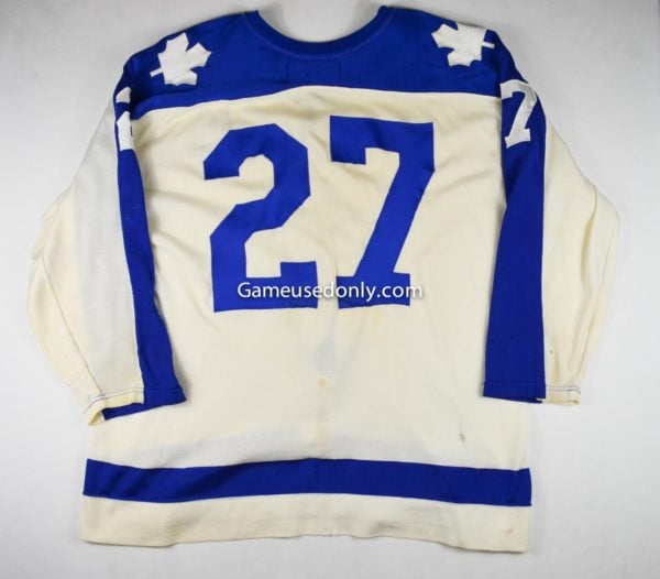 Toronto-Maple-Leafs-1974-1975-Darryl-Sittler-Used-Worn-Jersey