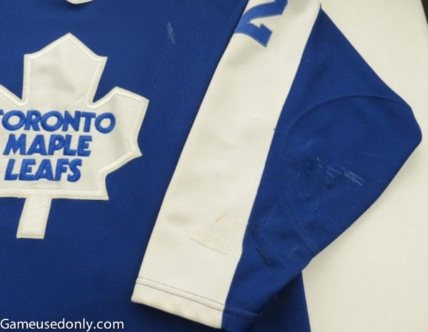 Toronto-Maple-Leafs-Used-Jersey-1984-1985-1