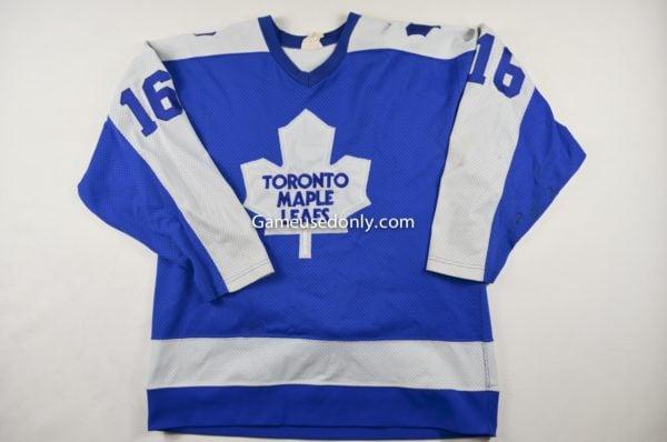 Toronto-Maple-Leafs-Maska-Jersey-Pat-Hickey-1980
