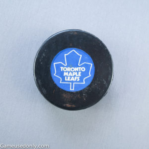 Dave-Keon-Toronto-Maple-Leafs-1973-Puck-NHL