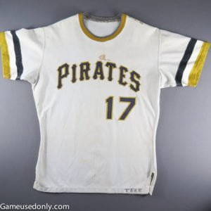 Dock-Ellis-Pittsburgh-Pirates-Game-Used-Jersey-1971