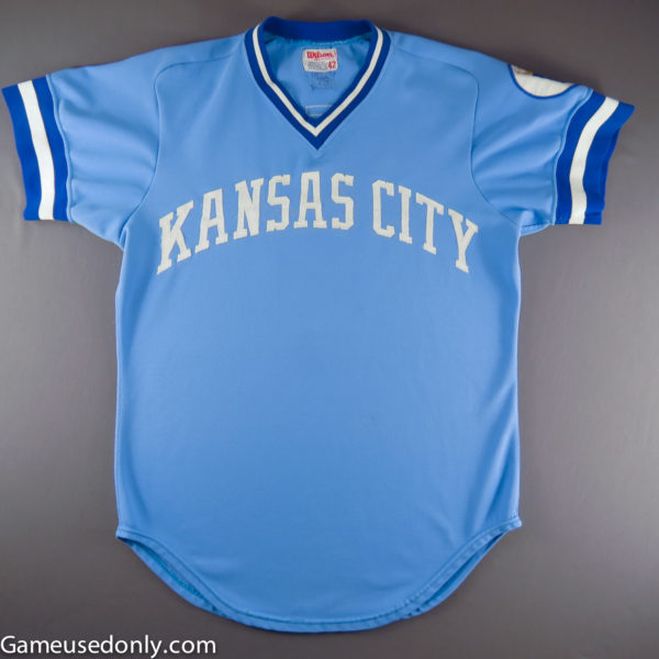 George-Brett-1979-Kansas-City-Royals-Game-Used-Jersey