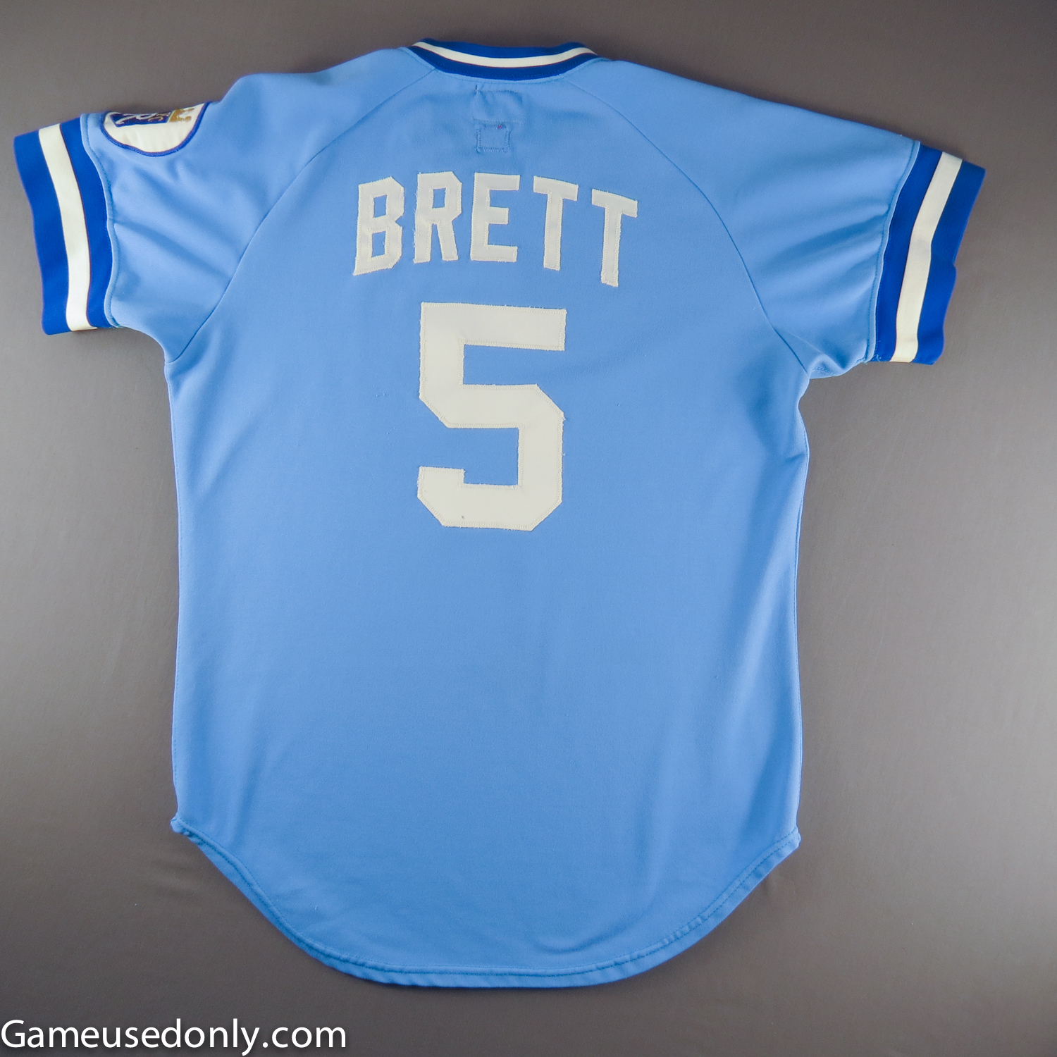 George-Brett-Game-Worn-Jersey-1979-Royals