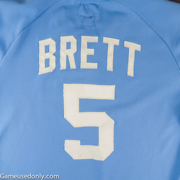 Kansas-City-Royals-George-Brett-worn-Jersey