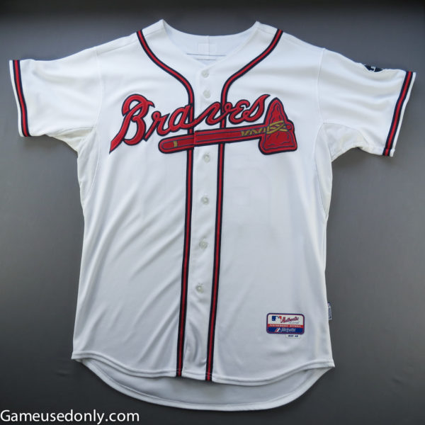Scott-Thorman-Atlanta-Braves-Game-Used-Jersey