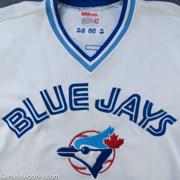 Toronto-Blue-Jays-Game-Worn-Jersey-1986