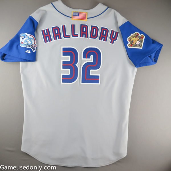 Toronto-Blue-Jays-Roy-Halladay-911-Memorial-Patched-Jersey-USA