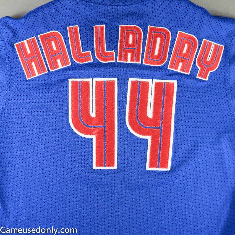 Toronto-Blue-Jays-Spring-Training-Jersey-Halladay
