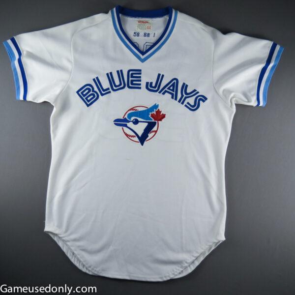 Toronto-Blue-Jays-1988-Game-Used-Jersey
