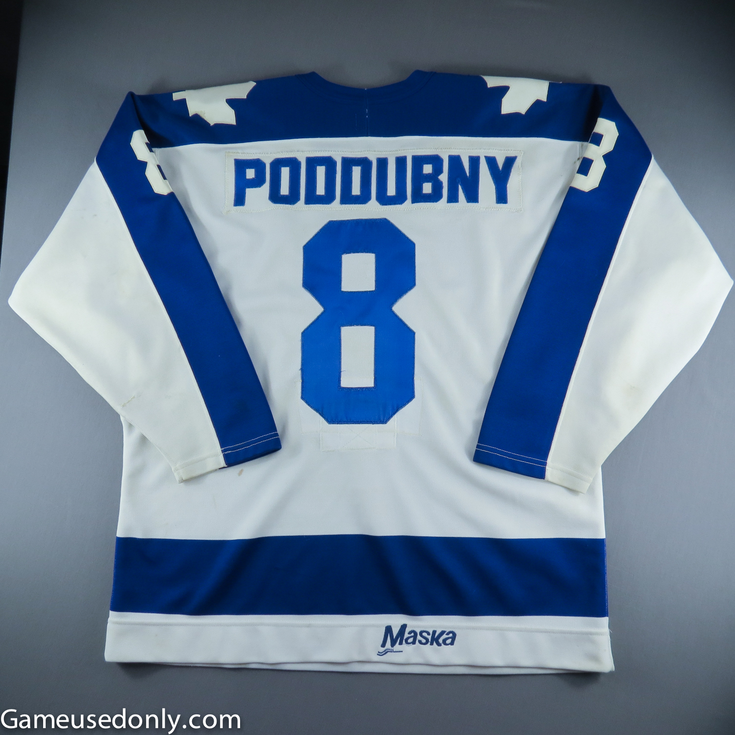 Toronto-Maple-Leafs-1983-1984-Gardens-Patched-Jersey
