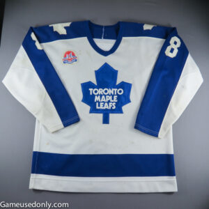 Walt-Poddubny-Toronto-Maple-Leafs-Game-Used-Jersey-1983