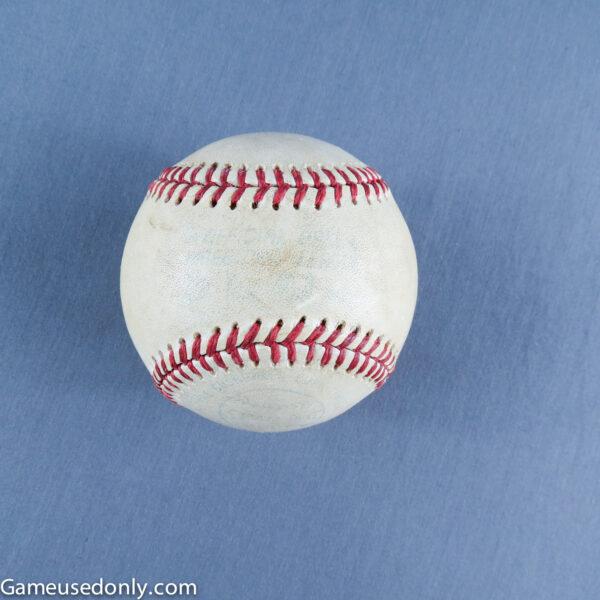 George-Brett-Home-Run-Baseball-1975-10th-Career-Kansas-City-Royals