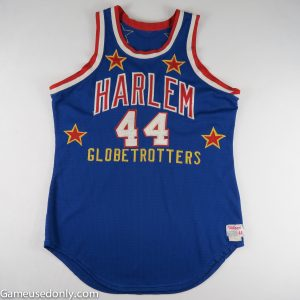 Harlem-Globetrotters-Game-Used-Jersey
