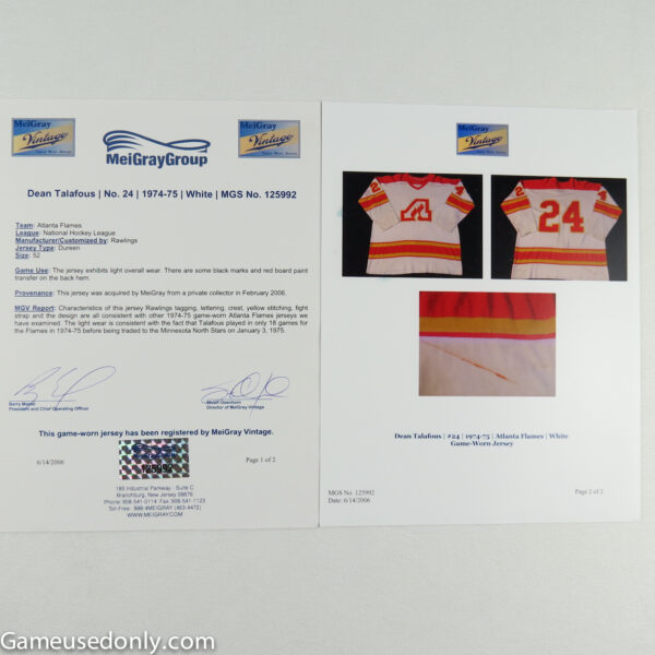 Meigray-Authenticated-NHL-Jersey-Atlanta-Flames