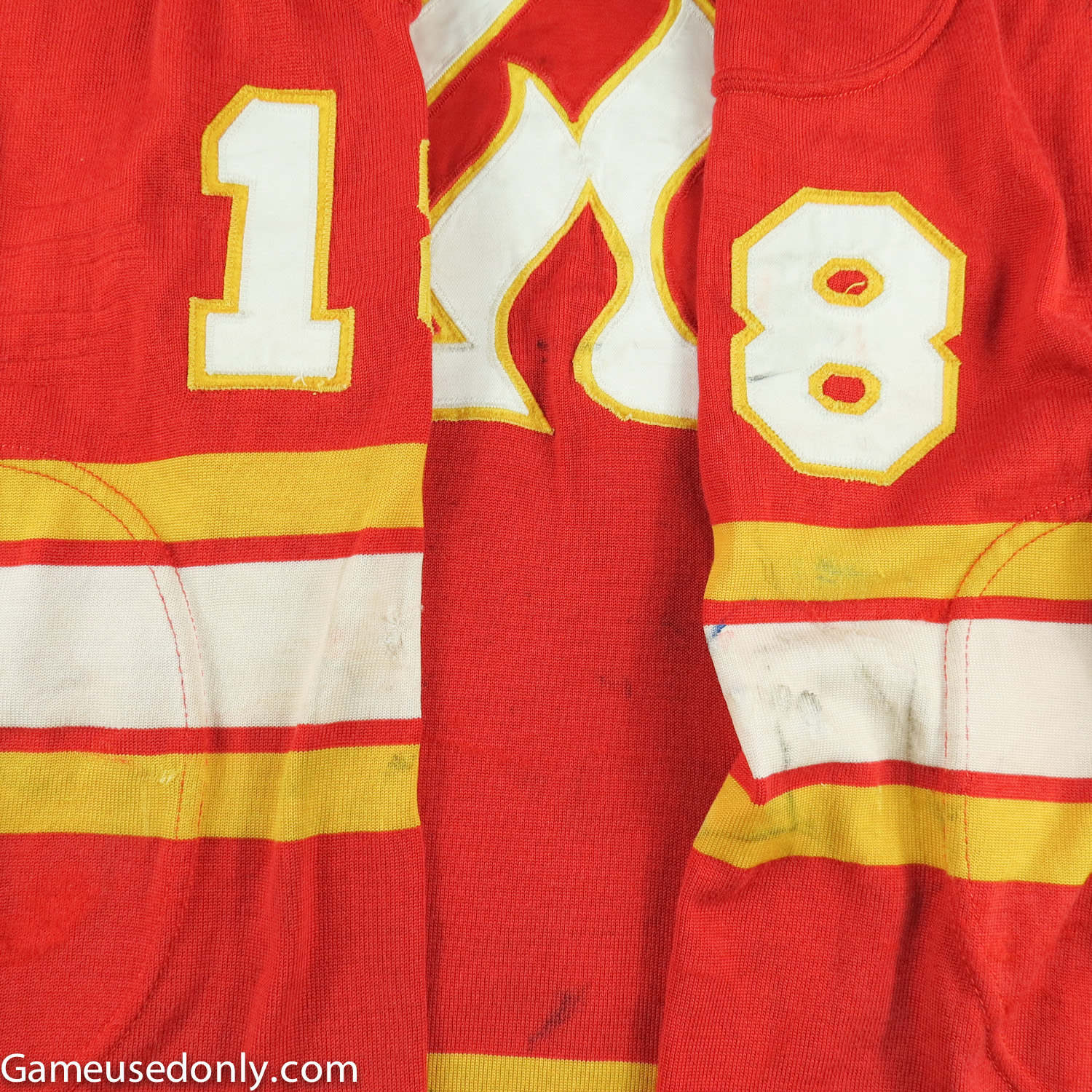 NHL-Game-Worn-Jersey-1973-1974-Flames