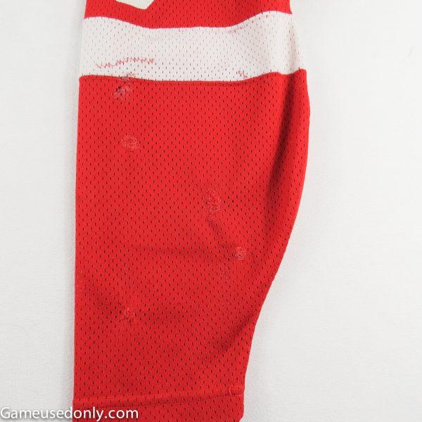 Detroit-Red-Wings-Team-Repairs-Game-Worn-Jersey-1980