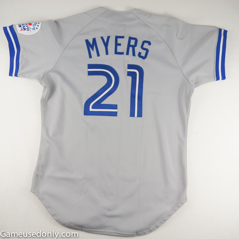 Greg-Myers-1991-Toronto-Blue-Jays-Game-Used-Jersey