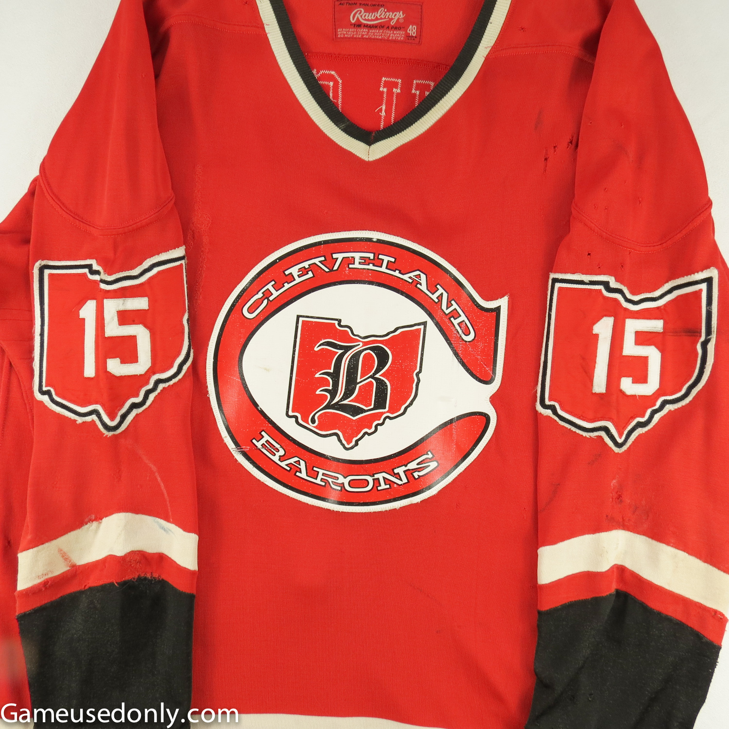 Ohio-State-Patches-Cleveland-Barons-NHL-Jersey