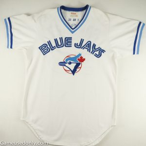 Toronto-Blue-Jays-1988-Game-Ready-Used-Jersey-Alex-Sanchez