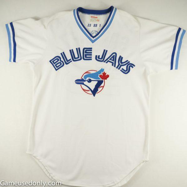Toronto-Blue-Jays-1988-Game-Ready-Used-Jersey-Alex-Sanchez
