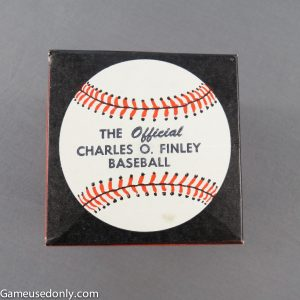1973-Official-Charlie-Finley-Prototype-Orange-Baseball-Mint-in-Sealed-Original-Box