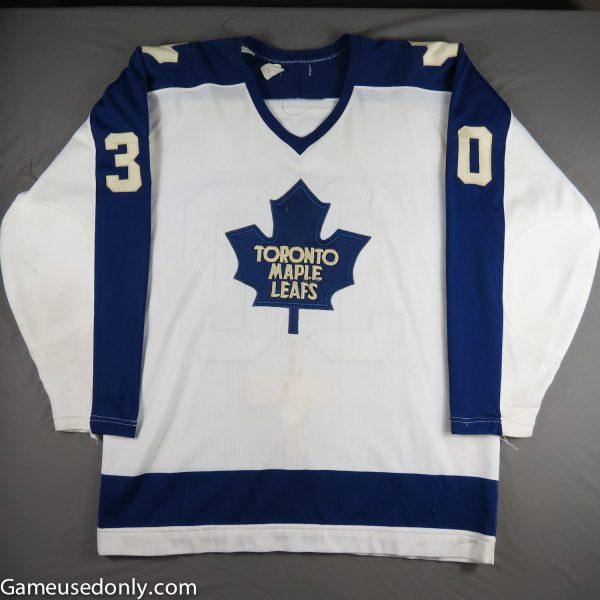 1979-1980-Toronto-Maple-Leafs-Paul-Harrison-Game-Used-Worn-Jersey