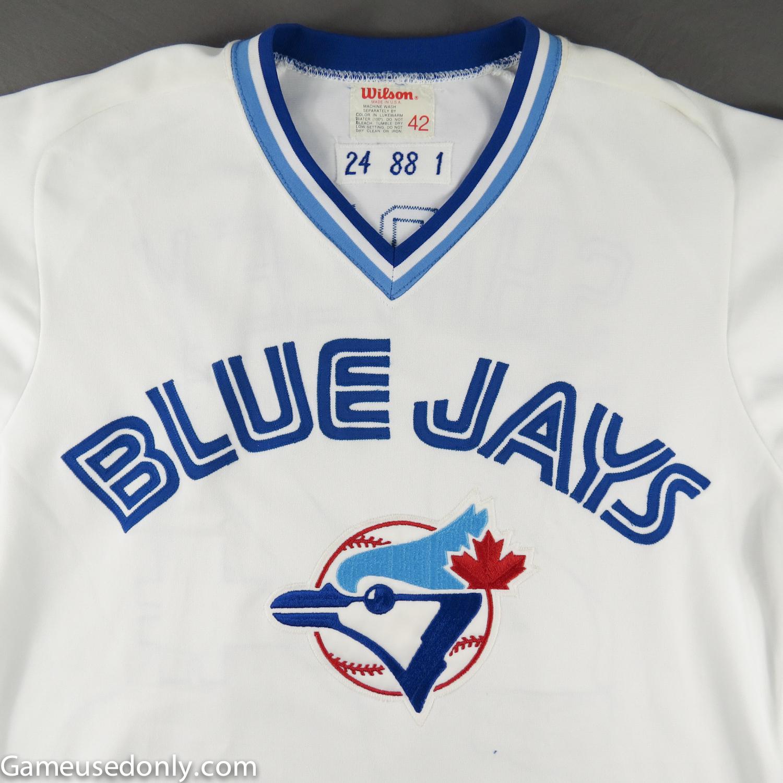 Bob-Shirley-Game-Used-Jersey-Yankees-Blue-Jays