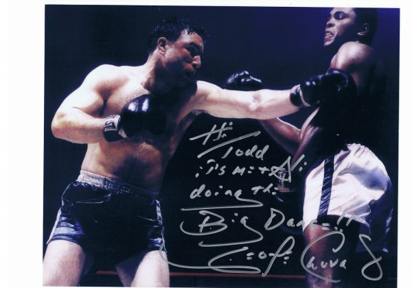George Chuvallo Muhammad Ali