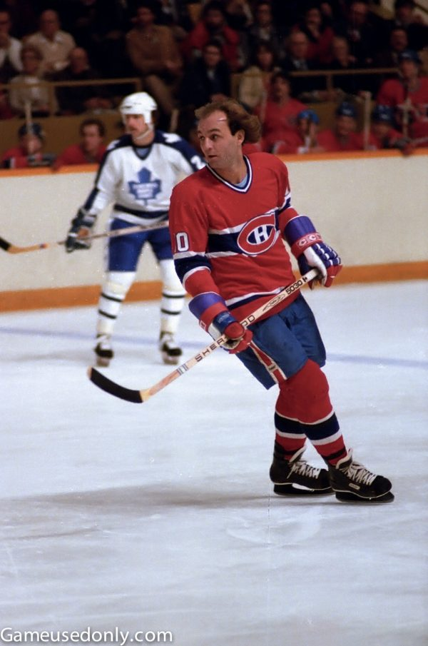 Montreal Canadiens v Toronto Maple Leafs 1981