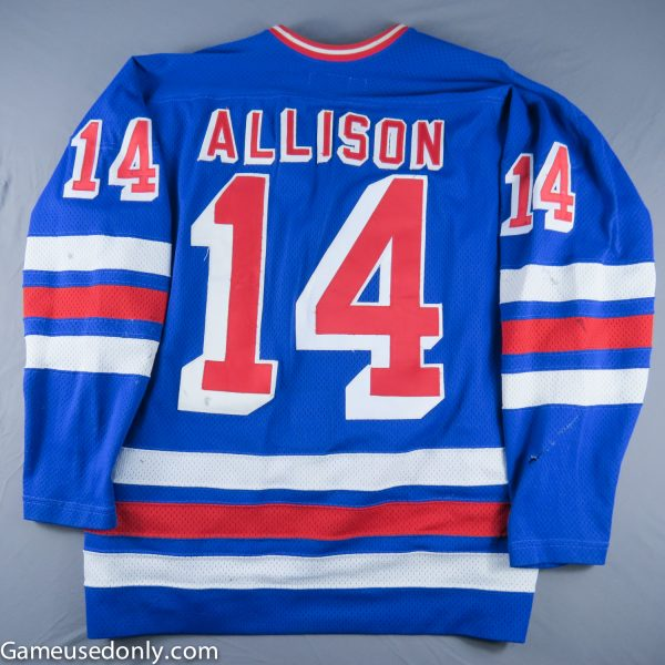 Mike-Allison-New-York-Rangers-Jersey