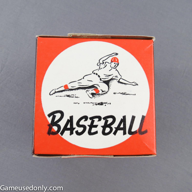 Orange-Baseball-1973-Oakland-A's-Major-League-Ball