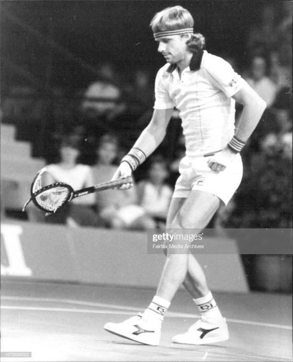 Borg VS McEnroe 1982